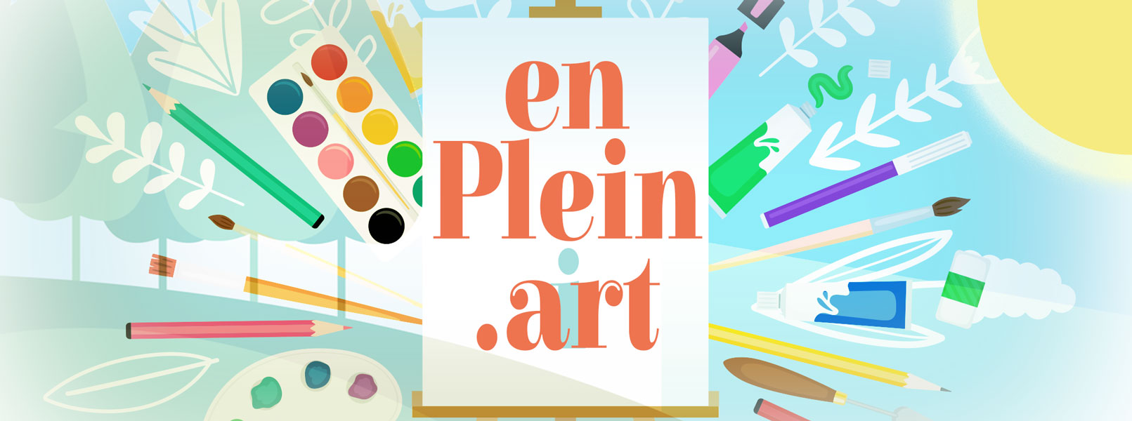 En Plein Air – Simply Painting and Drawing Outdoors